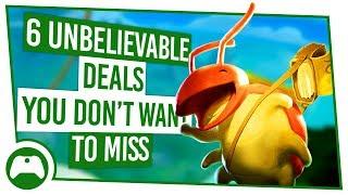 6 UNBELIEVABLE Deals You Don