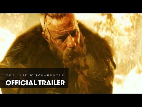 "The Last Witch Hunter (2015 Movie - Vin Diesel) Official Trailer – ""Awakening"""