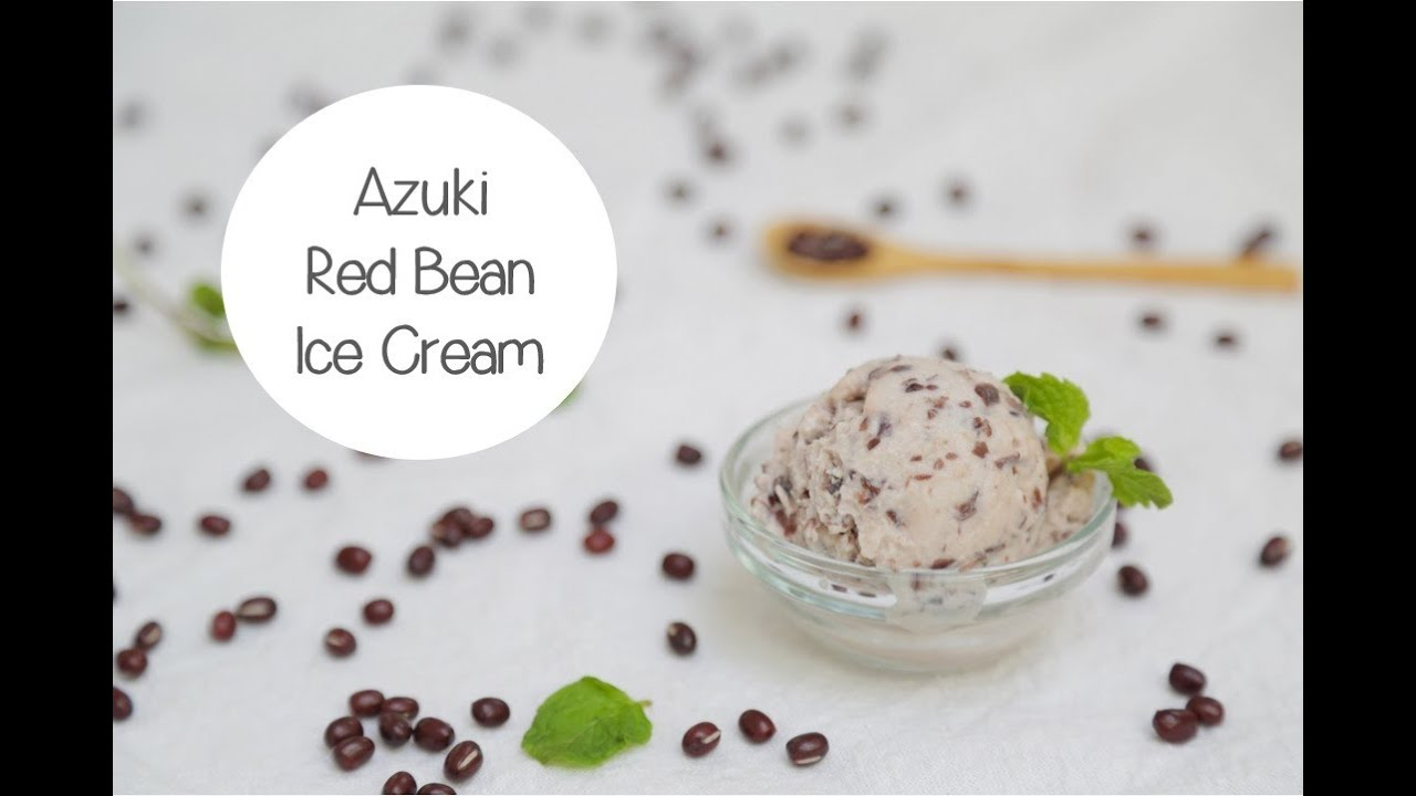 Azuki (Red Bean) Ice Cream Recipes — Dishmaps