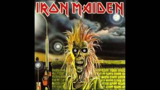 IRON MAIDEN - IRON MAIDEN Studio version