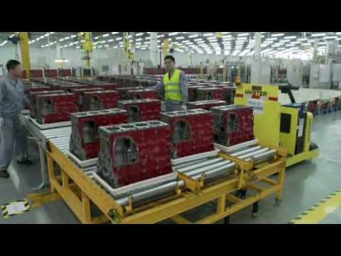Inside Cummins: This Is Beijing Foton Cummins Engine Company