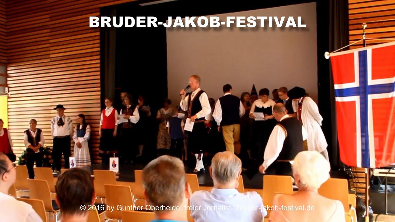 bruder jakob festival  deutschnorwegische