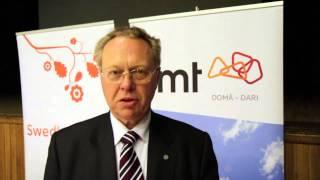 Dr.J.Binde par studijām un pētniecību