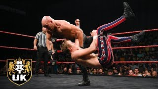 Flash Morgan Webster vs. Fabian Aichner: NXT UK, Dec. 12, 2018