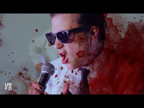 "Frank Iero and The Future Violents - ""Medicine Square Garden"" (Video) Ft. GWAR"