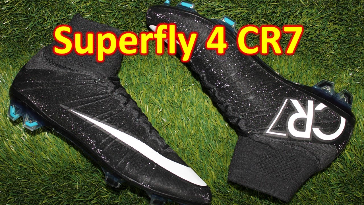 huge discount 9b6cc b1044 Nike CR7 Mercurial Superfly 4 Gala Glimmer - Review + On Feet