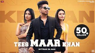 New Punjabi Songs 2021 | TEES MAAR KHAN (Mittran Da Naa) : KPTAAN  | Latest Punjabi Songs 2021 Thumb