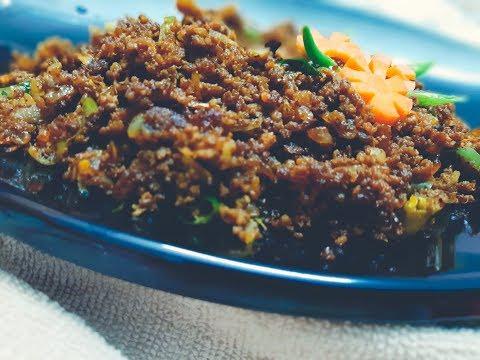 Beef Keema Masala || ബീഫ് കീമ മസാല | Easy Minced Beef recipe