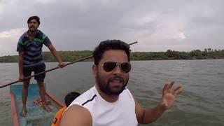 Cast net fishing at the river with malvani life..शेंडीने मासे पकडण्याची पद्धत...