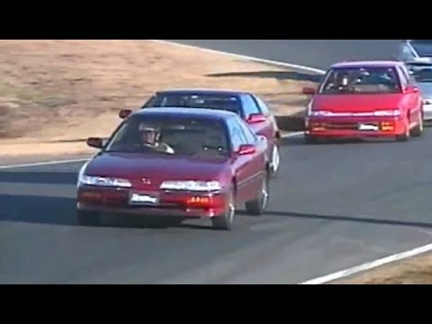 Race 2 - DA6 @ Tsukuba - Best Motoring
