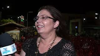 Abertura do Natal de Amor e Luz em Jaguaribe - Primeira Dama Ana Patricia