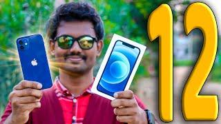 உலகத்திலேயே Costly போன் இது தானா? | Unboxing & First Impression – iPhone 12 in Tamil | Tech Boss