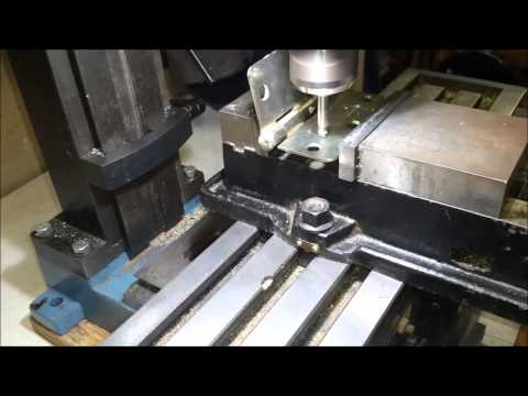 Harbor freight Metal Cutting Band-saw table modification