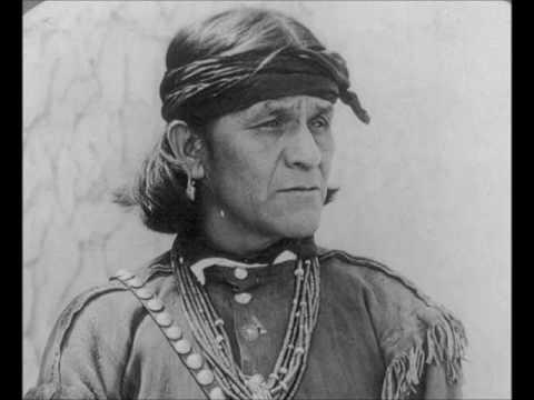 "Native American poem in original language -- ""Indian poem"""