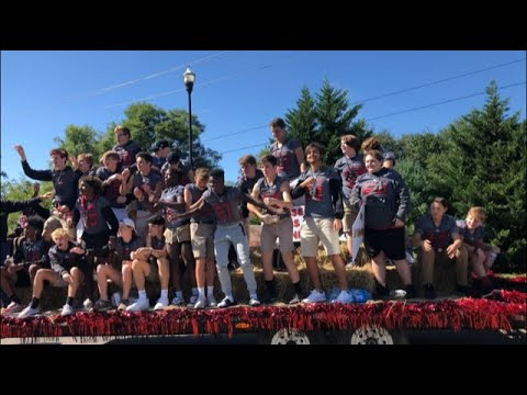 Ravenwood High School Homecoming Parade 2018 | Go Raptors!