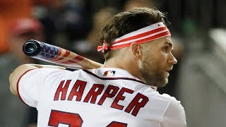 Bryce Harper Ultimate 2018 Highlights