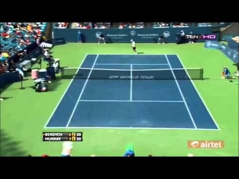 Andy Murray VS Tomas Berdych QF (FULL HIGHLIGHTS) CINCINNATI MASTERS 2013 [HD]