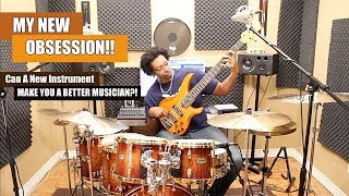 CAN A NEW INSTRUMENT Make You A BETTER MUSICIAN?!