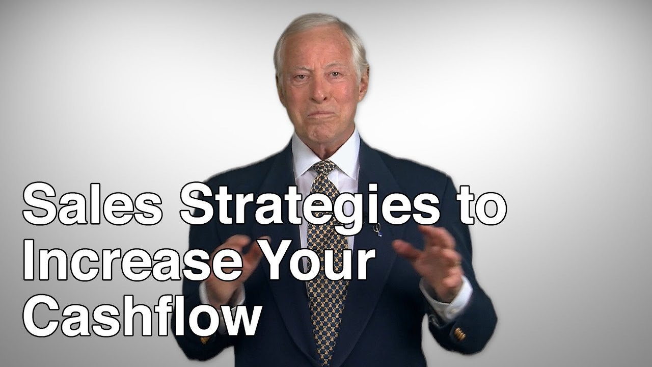 Top 4 Marketing Strategies to Increase Sales by Brian Tracy | Business Tips