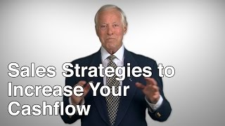 3 Sales Strategies To Increase Your Cashflow