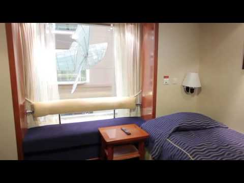 3 Sterne Handicap-gerechte Kabine mit Promenadenblick
