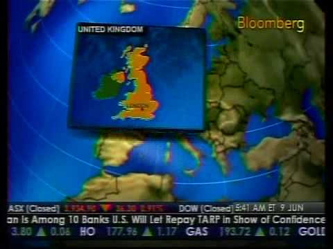 Trades Storing Oil Off UK Coast - Bloomberg