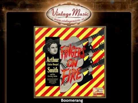 Arthur (Guitar Boogie) Smith -- Boomerang (VintageMusic.es)