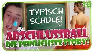 TYPISCH SCHULE #18 - ABSCHLUSSBALL! DIE PEINLICHSTE STORY VON REWI! [MINECRAFT] [HD]