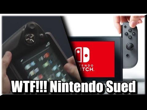 Nintendo Switch Sued By WIKIpad - WTF GameVice