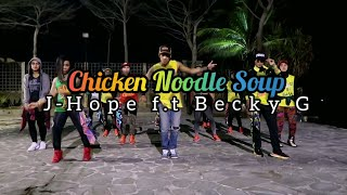 J-Hope - Chicken Noodle Soup (feat. Becky G) | ZUMBA | FITNESS | K-POP | DANCE | At Aston Balikpapan