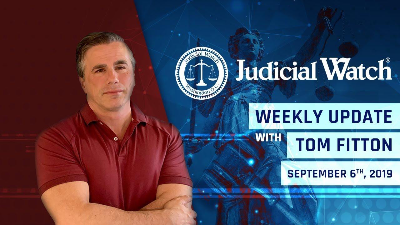 Home | Judicial Watch