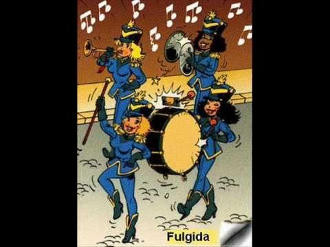 """Fulgida (Polka) Musica di: Luciano BERTI – Eseguito da: """"Piccola Orchestra di Riola"""".wmv"""