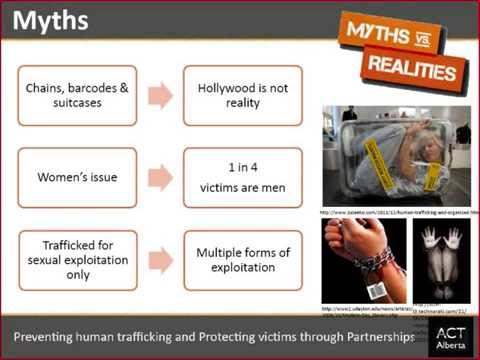 ACT Alberta: Human Trafficking Awareness