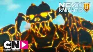 NEXO Knights | Monster Attack | Cartoon Network