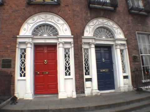\ The Dublin Georgian Doors\u0027 Dublin IRELAND & The Dublin Georgian Doors\u0027 Dublin IRELAND - YouTube