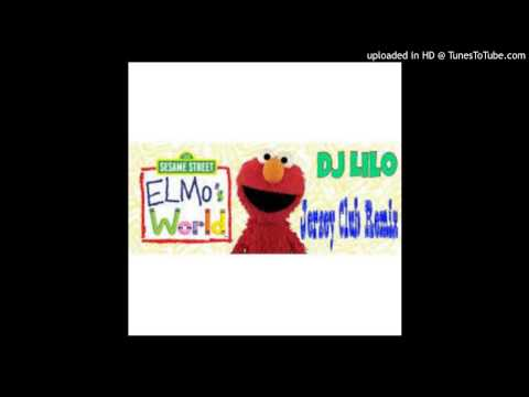Elmo World ( Jersey Club ) - DJ Lilo ( IG @DJLILONY )