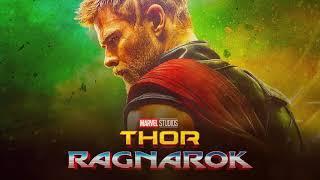 Thor Ragnarok (Soundtrack) /Тор Рагнарёк - саундтрек / Led Zeppelin-Immigrant Song (sector 9 remix )