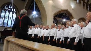 Tenby Male Choir Concert