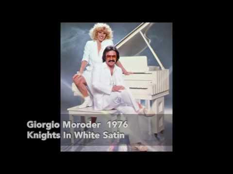 Giorgio Moroder -  Knights In White Satin [1976] mastering 2016