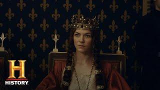 knightfall who is queen joan? season 1 history