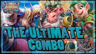 Togwaggle Mill Druid is the ultimate combo! I like your deck, I think I will steal it! - Hearthstone