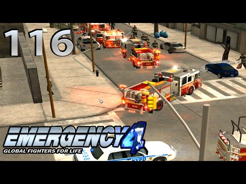 Emergency 4| Episode 116| Brooklyn Borough of Fire