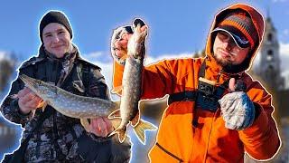 Vlog 1 Ловля весенней щуки на малых реках Как я собираюсь на рыбалку