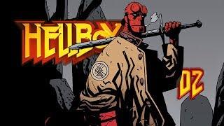 Hellboy (PL) #2 - Dom wariatów (Gameplay PL / Zagrajmy w)