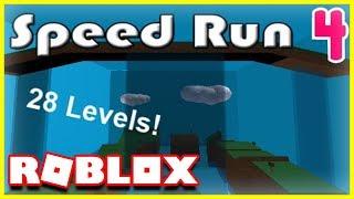 UN SPEED RUN RAGEANT !! | Roblox Speed Run 4