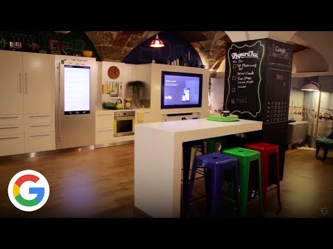 Google Paris Showroom - Share the Google Magic everyday - Google France
