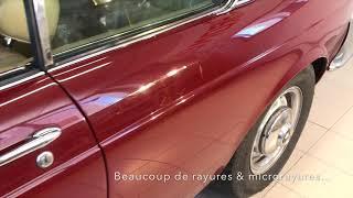 Detailing | Jaguar XJ Coupe 4.2 1973, par Grand Détail