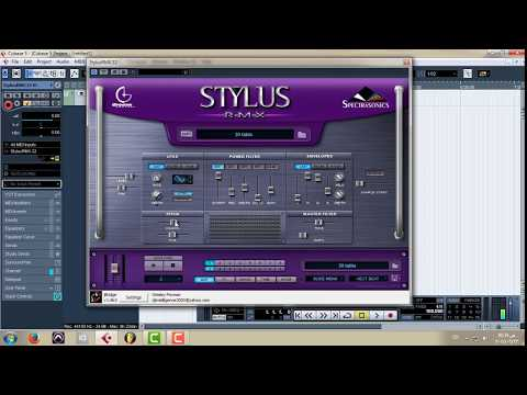 Stylus RMX | Big Fish Audio Hadeeth | Rhythms Of Arabia - Demo