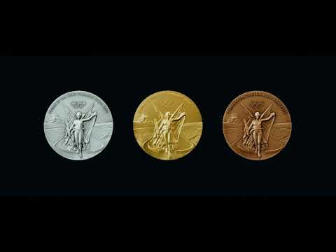 Olympic Games Tokyo 2020 Medals