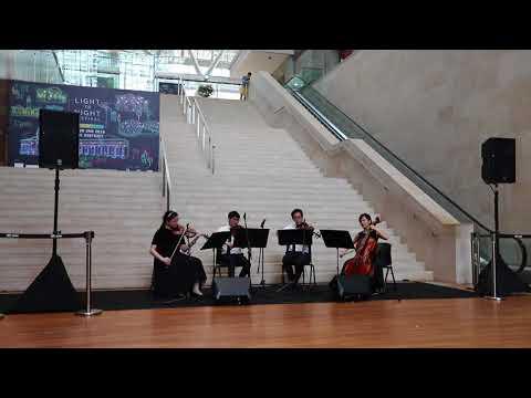 Méditation (Thaïs) - Jules Massenet - Arpeggione String Quartet (Singapore)